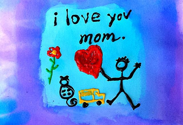 אתם לא צריכים את יום האם בשביל לרגש את אמא